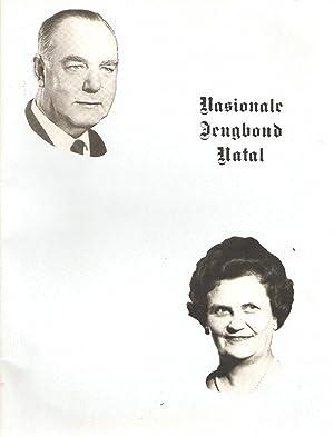 Nasionale Jeugbond Natal - Jaarblad 1972: Christo Loots (red.)