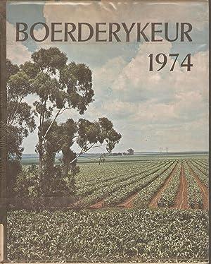 Boerderykeur 1974: Louis Lotter (red.)