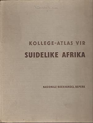 Philip se Kollege Atlas vir Suidelike Afrika: Harold Fullard (trans. C Potgieter)