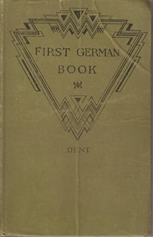 Dent's First German Book: Ripman, Alge & Hamburger