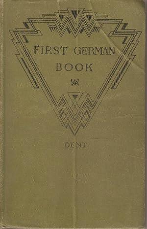 Dent's First German Book: Ripman, Alge & Hamburger