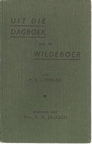 Uit die Dagboek van 'n Wildeboer: Lombard, P S