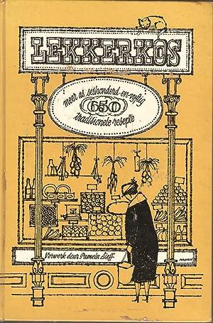 Lekkerkos: 'n Herdruk van Oranje Kook-, Koek-: Pamela Sieff (hersien)