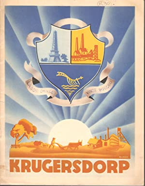 Krugersdorp - Capital of the Western Witwatersrand: