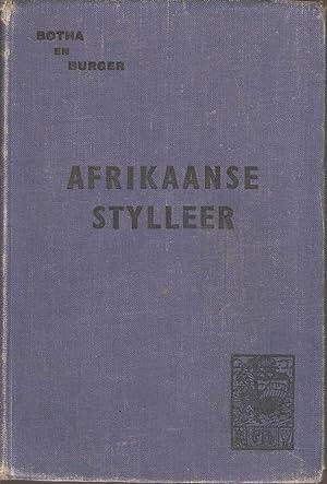 Maskew Miller se Afrikaanse Stylleer met Oefeninge: Botha, M C