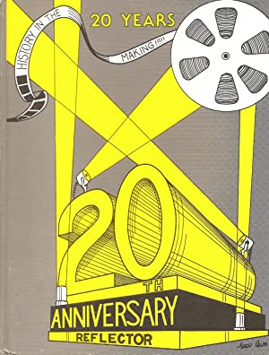 Los Amigos High School Yearbook Fountain Valley,CA 1988 (Reflector): Yearbook Staff