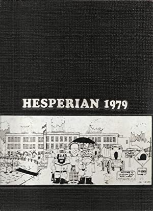 Oregon City High School Yearbook 1979 Oregon City, OR (Hesperian): Yearbook Staff