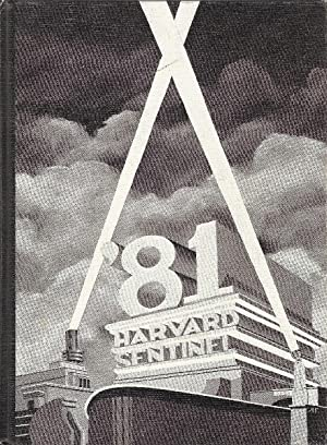 Harvard School Yearbook 1981 North Hollywood, CA (Sentinel): Yearbook Staff