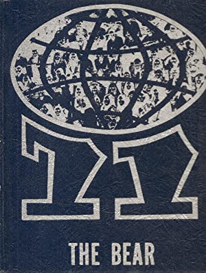 Central Valley High School Yearbook 1971 Veradale, WA (The Bear): Yearbook Staff