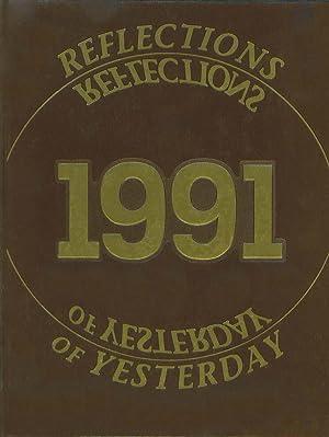 Catasauqua High School Yearbook 1991 Brunalba: Yearbook Staff