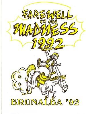 Catasauqua High School Yearbook 1992 Brunalba: Yearbook Staff