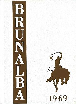 Catasauqua High School Yearbook 1969 Brunalba: Yearbook Staff