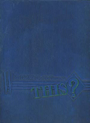 Madera High School Yearbook Madera, CA 1987 (Blue & White): Yearbook Staff