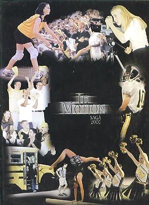 Shawnee Mission West High School Year Book Overland Park, KS 2000: Yearbook Staff
