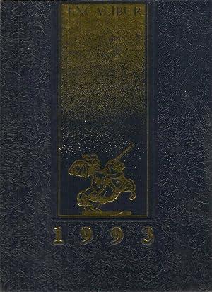 Northern Valley Regional High School Year Book Old Tappan, NJ 1993 Old Tappan, NJ (Excalibur): ...