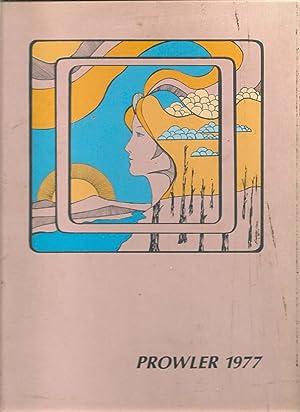 Glen A. Wilson High School Yearbook 1977 Hacienda Hights, CA (Prowler): Yearbook Staff