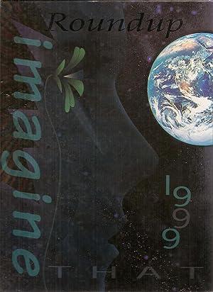 Great Falls High School Yearbook 1999 Great Falls, MT (Roundup): Yearbook Staff
