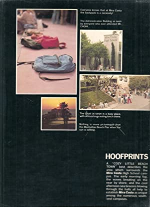 Mira Costa High School Yearbook 1979 Manhattan Beach, CA (Hoofprints): Yearbook Staff