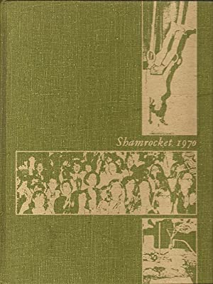 Westfield Washington High School Yearbook 1970 Westfield, IN (Shamrocket): Yearbook Staff