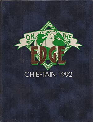 Copley High School Yearbook 1992 Copley, OH (Chieftain): Yearbook Staff