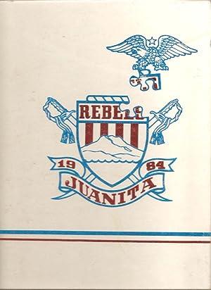 Juanita High School Yearbook 1984 Kirkland, WA (Retrospect): Yearbook Staff