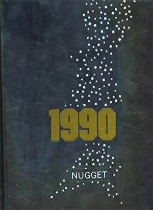 Ramsey High School Yearbook Ramsey,NJ 1990: Yearbook Staff