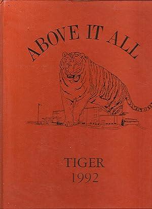 Dover High School Yearbook 1992 (Tiger) Dover, NJ: Yearbook Staff