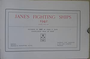 Jane's Fighting Ships 1942 (issued June 1943) - forty-sixth year of issue: McMURTRIE, Francis E...