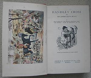 Handley Cross or Mr Jorrocks's Hunt - Limited, numbered edition: Surtees