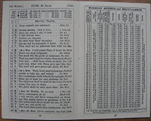 The Penny Almanack for 1901
