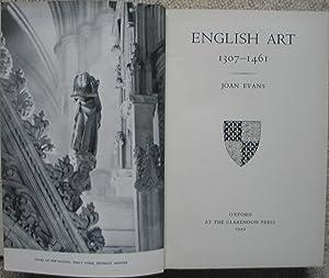 English Art 1307-1461: EVANS, Joan