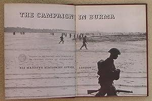 The Campaign in Burma: OWEN, Lieut-Colonel Frank