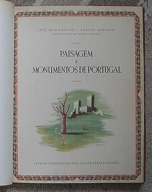 Paisagem e Monumentos de Portugal: SANTOS (Luiz Reis) and QUEIROZ (Carlos)