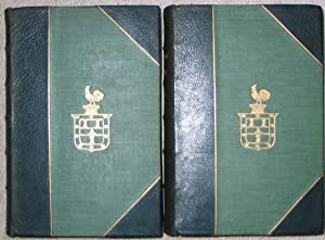 The Works of Beaumont and Fletcher - complete in 2 volumes: DARLEY, George