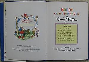 Noddy and the Bumpy Dog: BLYTON, Enid