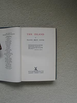 The Island - Specially signed copy: YOUNG, Francis Brett