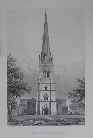 Architectural Notices of the Churches of the Archdeaconry of Northampton: PARKER, John Henry