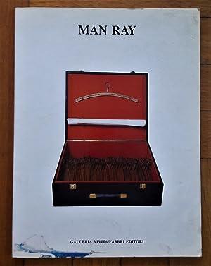 Catalogo mostra MAN RAY. Galleria Vivita- Firenze: MAN RAY