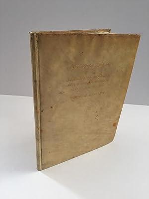 Libellus de Epidemia, quam vulgo morbum Gallicum: LEONICENO, Niccolò