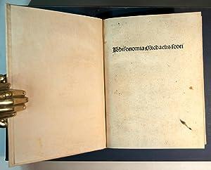 Liber physiognomiae: SCOTUS, Michael