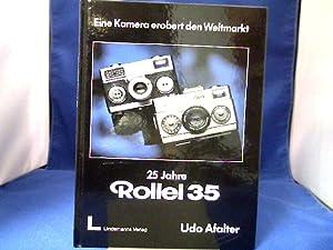 25 Jahre Rollei 35. Eine Kamera erobert: Afalter, Udo.