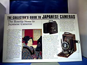 The Collector's Guide to Japanese Cameras. Englisch-Japanisch.: Sugiyama, Koichi and