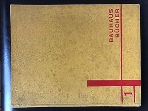 International Architektur Herausgegeben von Walter Gropius. (=: Gropius, Walter.