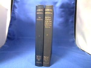 M. Tulli Ciceronis Rhetorica. 2 Bände. Ed.: Cicero, Marcus Tullius