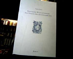 Philomathi musae Juveniles / Des Philomathus Jugendgedichte: Chigi, Fabio.
