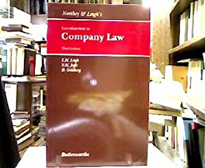 Introduction to Company Law.