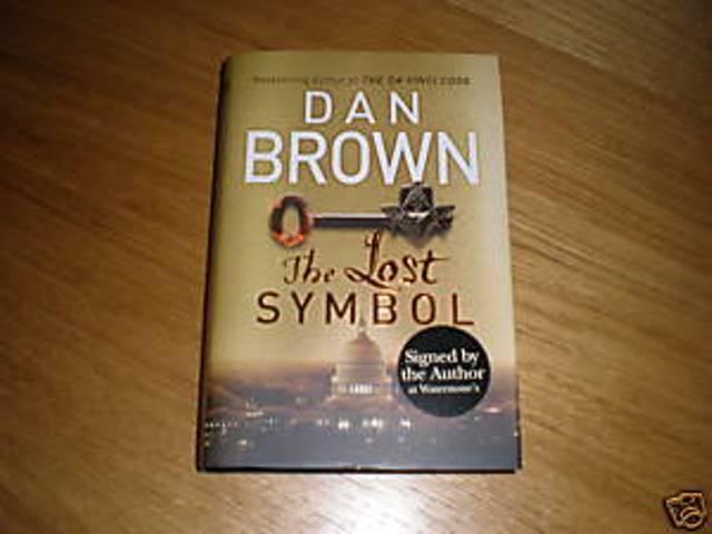 The Lost Symbol By Brown Dan London Bantam Press An Imprint Of