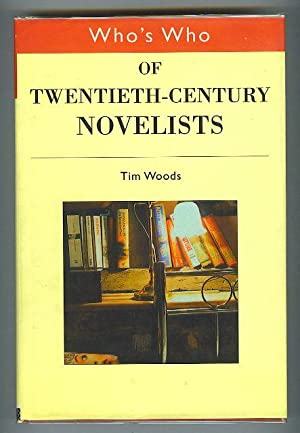Who's Who of Twentieth-Century Novelists