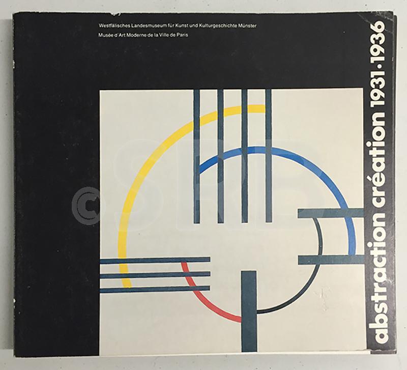 Abstraction création 1931-1936.: LASSAIGNE (J.), MARCHESSEAU