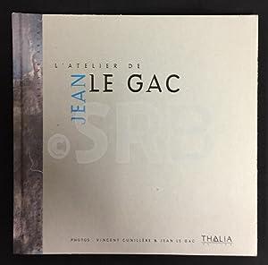 L'atelier de Jean Le Gac. Photographies de Vincent Cunillère et Jean Le Gac.: ARTAUD (E...